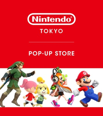 Nintendo TOKYO POP-UP STORE