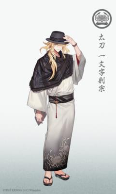 「刀剣乱舞-ONLINE-」軽装第二十二弾 一文字則宗