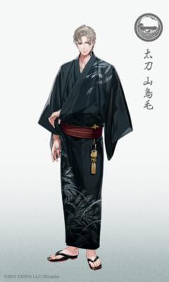 「刀剣乱舞-ONLINE-」軽装第二十二弾 山鳥毛