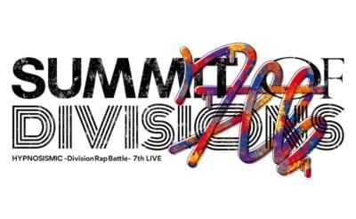 ヒプノシスマイク -Division Rap Battle- 7th LIVE《SUMMIT OF DIVISIONS》ロゴ