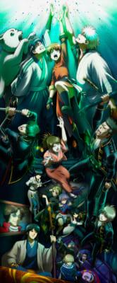 「銀魂 THE FINAL」Blu-ray&DVD デジケース