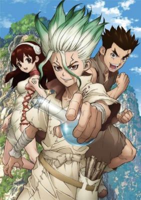 TVアニメ Dr.STONE ドクターストーン Vol.1 初回生産限定版