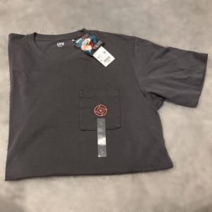 「呪術廻戦×ユニクロ」2. 呪術廻戦 UT グラフィックTシャツフロントデザイン