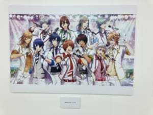 「UTA☆PRI EXPO」①Shining Liveキービジュアル