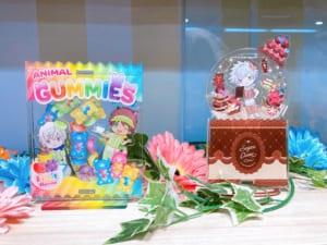 「うたプリ×アニメイトカフェ」グッズコーナー:カスタマニアでカスタマイズ!アップ
