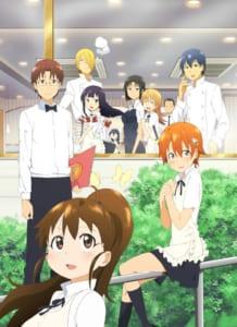 TVアニメ「WORKING!!」キービジュアル
