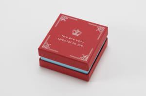 うたの☆プリンスさまっ♪ バースデーシャイニングクラウンブレスレット 「黒崎蘭丸」クラウンブレスレット専用 BOX