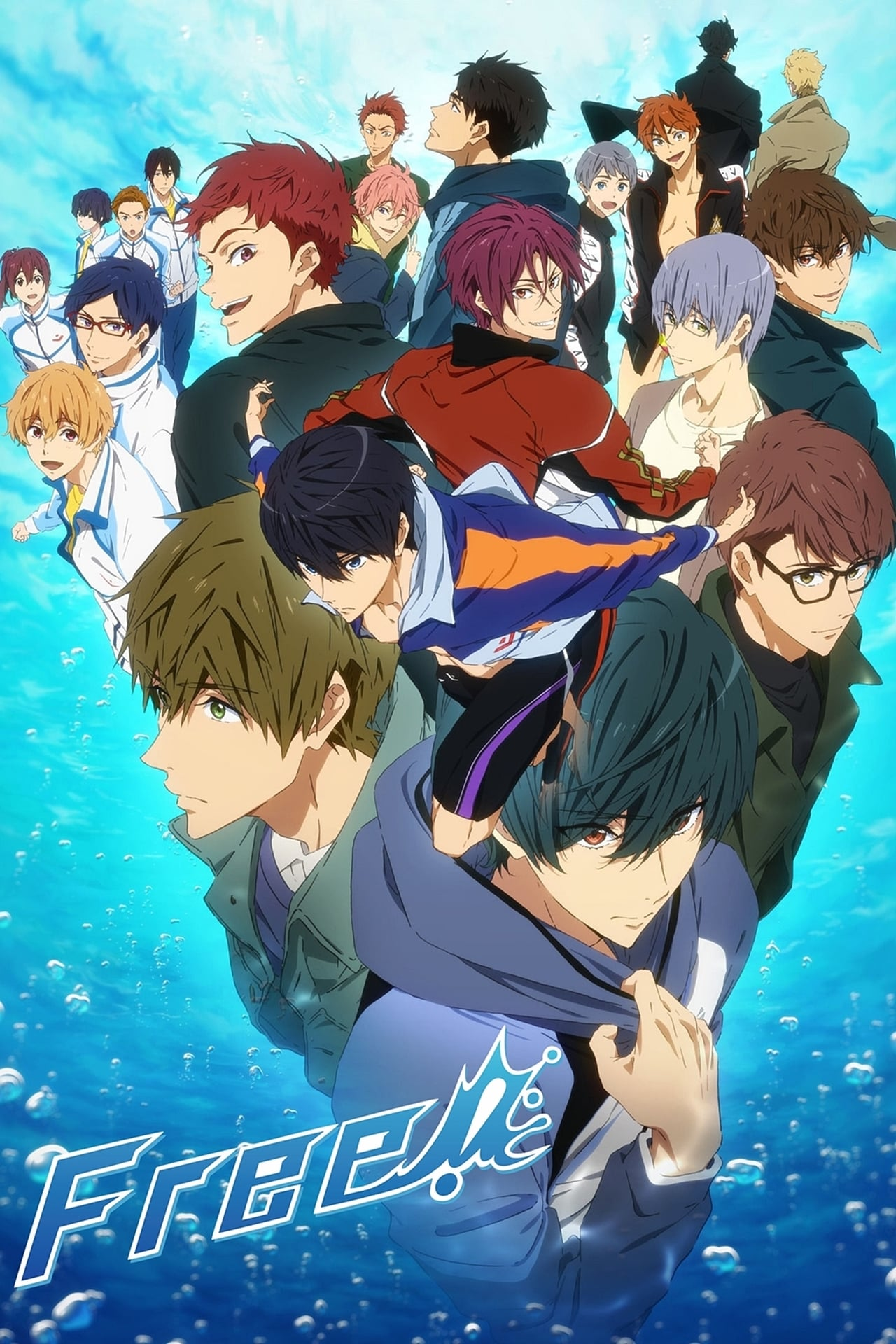 TVアニメ「Free!-Dive to the Future-」