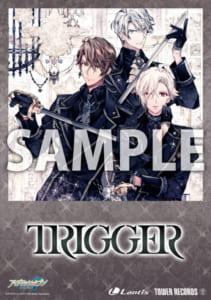 『TRIGGER × NO ANiME, NO LiFE.』コラボキャンペーン 特典ポストカード