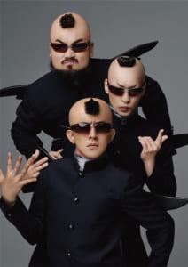 演劇調異譚「xxxHOLiC」鴉天狗役:梅澤裕介さん、遠藤誠さん、五十嵐結也さん