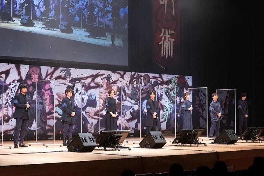 「じゅじゅフェス2021」ステージ引き1