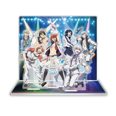 「アイドリッシュセブン」IDOLiSH7 PRISM NIGHTアクリルジオラマステージ