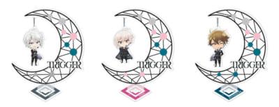 「アイドリッシュセブン」TRIGGER PRECIOUS NIGHTギミック付きアクリルスタンド