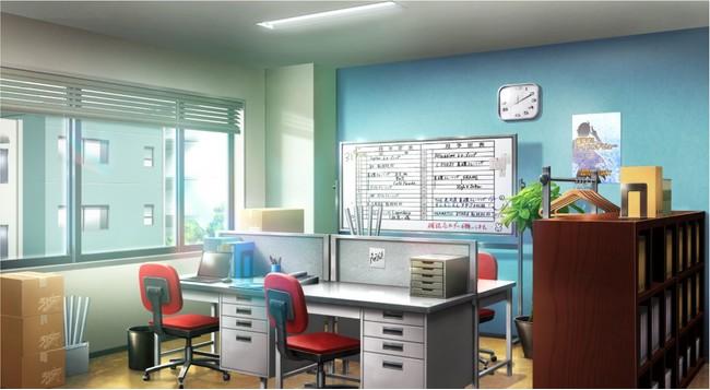 「アイドルマスター オフィシャルショップ ~315!!!SHOP(サイコーショップ)~ 事務所再現