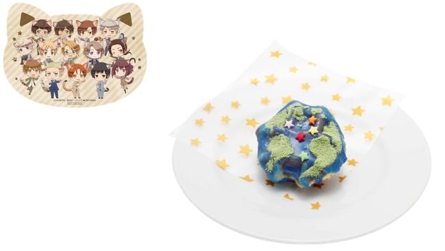 「ヘタリア World★Stars×ナンジャタウン」World★Stars ワッフル