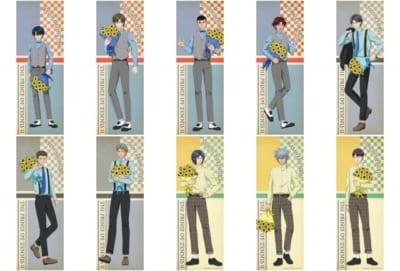 「新テニスの王子様 ハッピーサマーバレンタインフェア」スリムポスターコレクション
