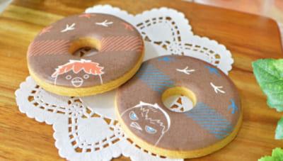 「ハイキュー!!×DECOTTO」クッキー