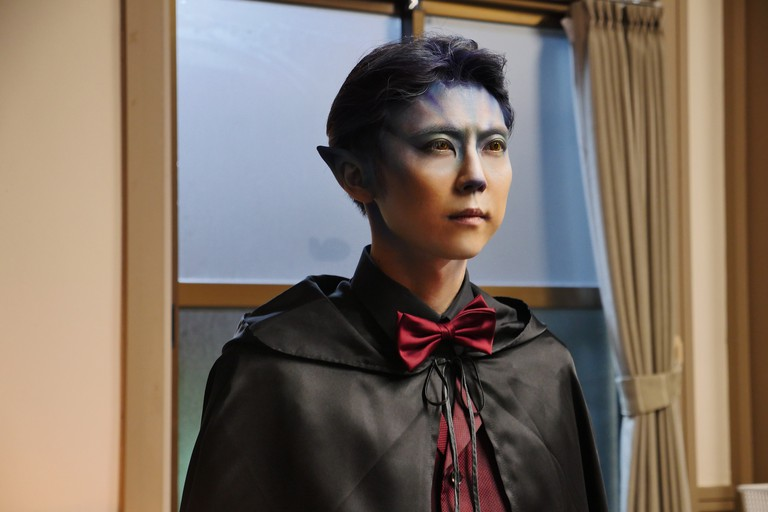 梶裕貴さん「世にも奇妙」に出演!特殊メイクで死神役「非常に遊びがいのあるキャラクター」