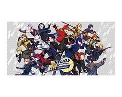 HELIOS Rising Heroes 「1st Anniversary直前!緊急司令MTG!」ビッグタオル /1st Anniversary