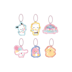「SANRIO CHARACTERS the Rainbow Diner by Etoile et Griotte」アクリルキーホルダー