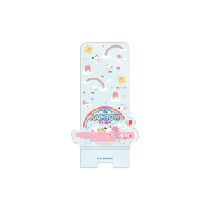 「SANRIO CHARACTERS the Rainbow Diner by Etoile et Griotte」モバイルスタンド