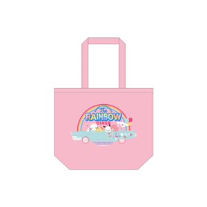 「SANRIO CHARACTERS the Rainbow Diner by Etoile et Griotte」トートバッグ