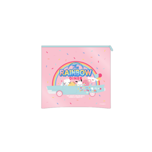 「SANRIO CHARACTERS the Rainbow Diner by Etoile et Griotte」ポーチ