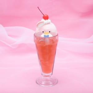 「SANRIO CHARACTERS the Rainbow Diner by Etoile et Griotte」タキシードサム グァバフロート