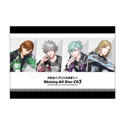 「うたの☆プリンスさまっ♪Shining All Star CD3」店舗特典 HMV/ローチケHMV:ポストカード