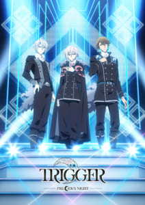 CG STAR LIVE×アイドリッシュセブン第2弾「TRIGGER PRECIOUS NIGHT