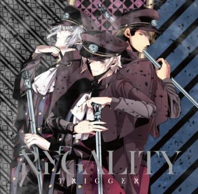 アイドリッシュセブン TRIGGER 1stフルアルバム「REGALITY」 通常盤