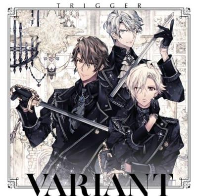 """アイドリッシュセブン TRIGGER 2nd Album """"VARIANT"""" 通常盤"""