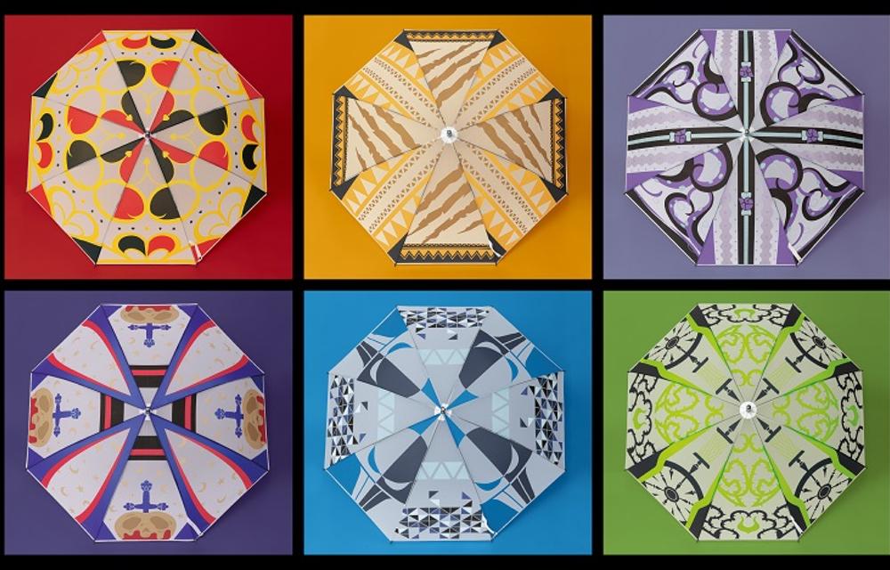 「ツイステ」オリジナルビニール傘はアンブレラマーカーとセット!ファミマで限定販売