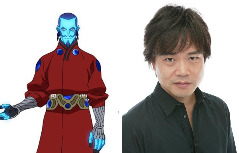 劇場版「ヒロアカ」堀越先生原案のヴィラン役は中井和哉さん「とても興奮しています。」