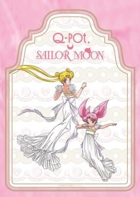 「美少女戦士セーラームーン×Q-pot.」