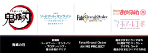 「Aniplex Online Fest 2021」アニプレックス作品