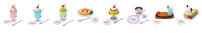 「喫茶サンリオデザインシリーズ」シークレットマスコット