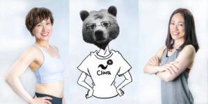 オタク向け女性専門パーソナルトレーニングジム「Clara(クララ)」指導トレーナー:みさき、kuma、Tame.
