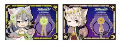 「アイドリッシュセブン in NAMJATOWN ~6th Anniversary Festival~」ミニゲーム「探せ!幻の宝石」A賞:ヘアアクセサリー