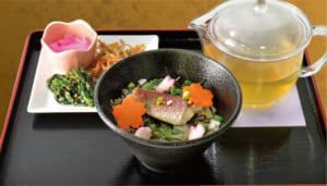 「刀剣乱舞-ONLINE-」宴 おかわり! 歌仙兼定の風流な鯛茶漬け