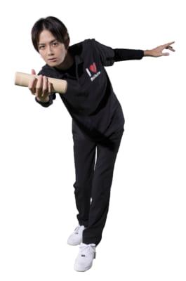 「あつまれっ!炎のモルックリーグ!」小野健斗さん