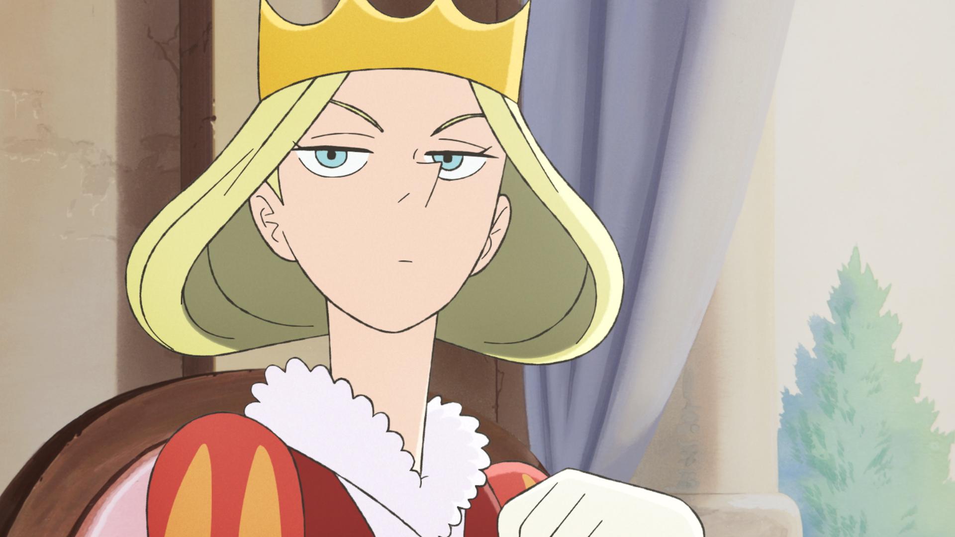 TVアニメ「王様ランキング」新規カット