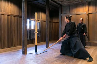 ワンピース×江戸ワンダーランド日光江戸村 剣豪ゾロ十郎の侍体験