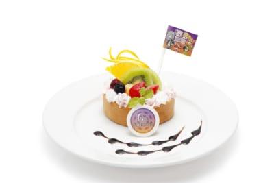 「アイドリッシュセブン in NAMJATOWN ~6th Anniversary Festival~」「これからも応援よろしくね!」6thアニバーサリープレート