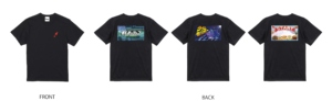 「PUI PUI モルカーTOWN」Tシャツ