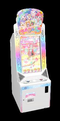 「ワッチャプリマジ!」アミューズメントゲーム