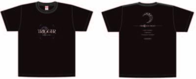 「アイドリッシュセブン」TRIGGER PRECIOUS NIGHTTシャツ