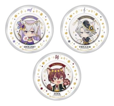 「アイドリッシュセブン in NAMJATOWN ~6th Anniversary Festival~」缶マグネット付きギフト缶(キャンディー入り)