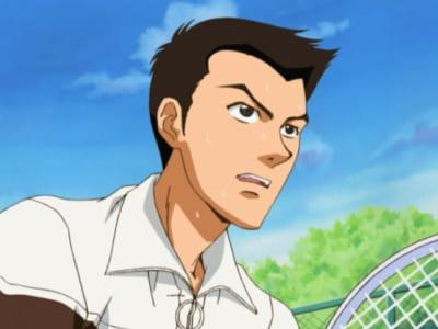 テニスの王子様:金田一郎