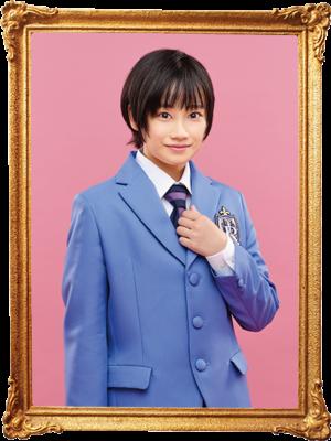 歌劇「桜蘭高校ホスト部」藤岡ハルヒ:山内優花さん